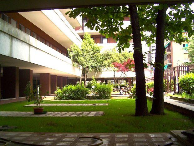 Il giardino nel calcolo dei millesimi condominio - Giardino condominiale ...