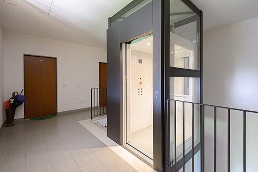 Prolungamento della corsa dell ascensore seconda parte - Ascensore in casa ...